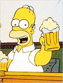 Homer simpson cel mai mare personaj creat pentru tv - Homer simpson nu ...